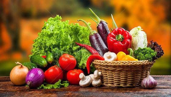 蔬果海报picture