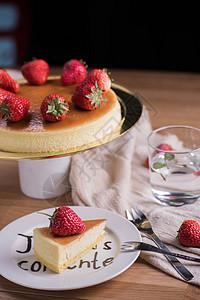 法式蛋糕甜品图片