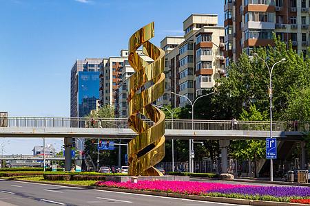 北京海淀中关村地标图片