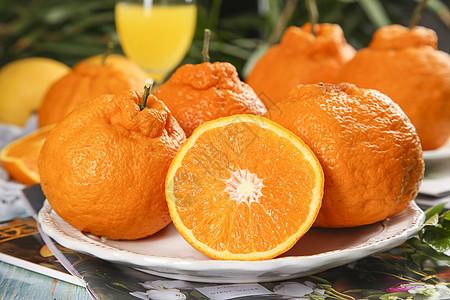 四川丑橘 图片
