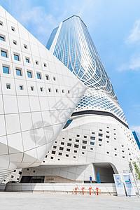 著名设计地标建筑南京保利大剧院外观图片
