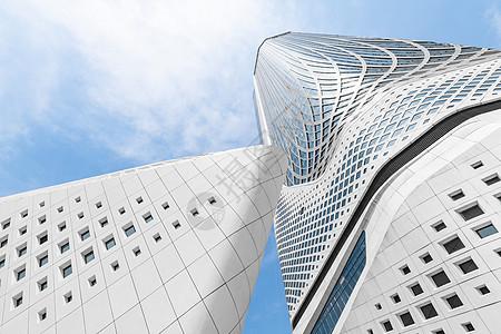 著名设计地标建筑南京保利大剧院建筑线条图片