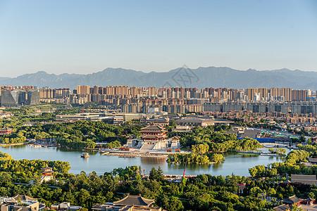 陕西西安大唐芙蓉园图片