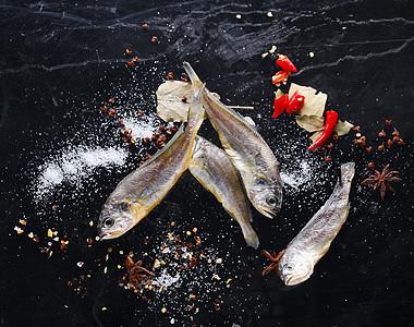 海鲜鱼干图片