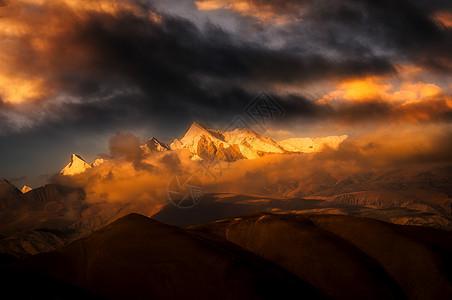 日出日落风光图片图片