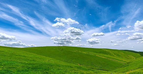 内蒙古大草原景观图片