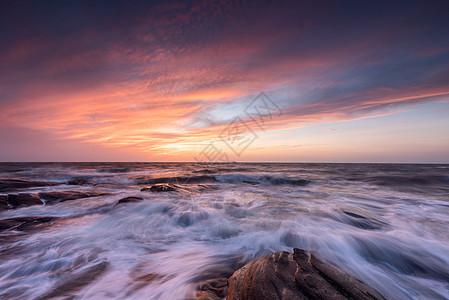 大连海岸风光图片