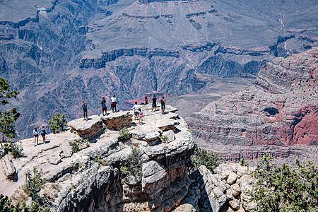 美国大峡谷国家公园自然风景图片