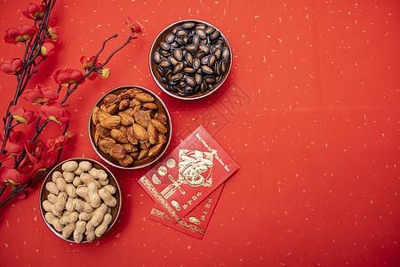 春节年货美食图片