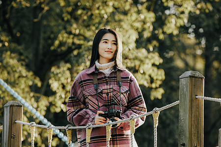 青春清新美女写真图片