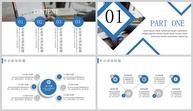 简约商务计划书PPT模板ppt文档