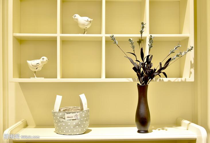 现代简约简欧式家装家居厨房家具家具花瓶柜子龙翔有限公司安庆客厅图片