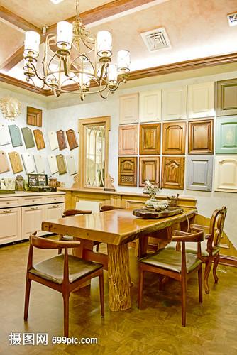 现代简约简欧式家装家居家具家具柜子厨房客厅仿吊灯旧图片