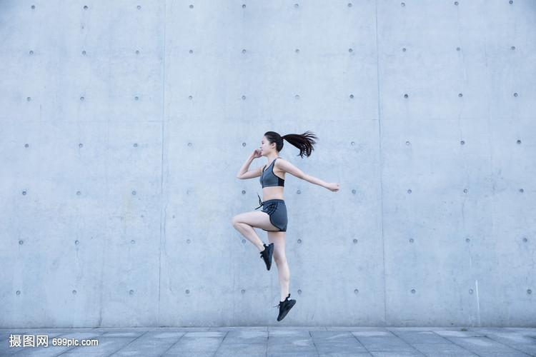 户外运动大气成员跳跃exo之女孩新女生是