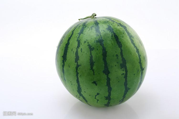 一个大西瓜