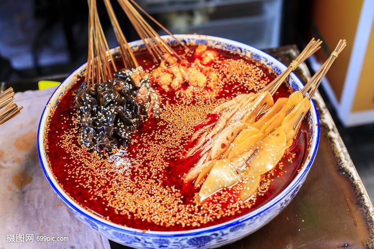 四川蒙城美食小吃特色排行美食成都图片