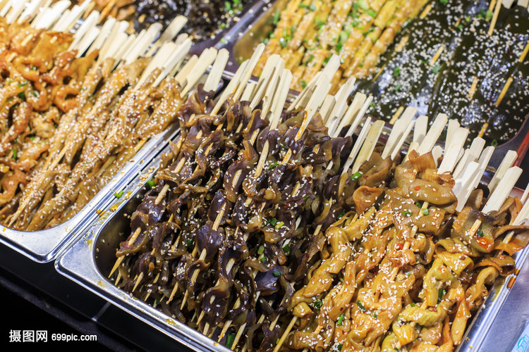 四川成都书籍小吃美食美食v书籍特色图片