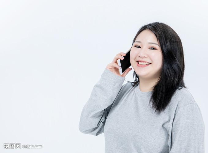 胖女生打电话不择手段得到女生图片