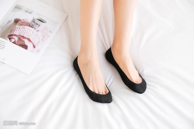 女生船袜萝女生莉纹图片