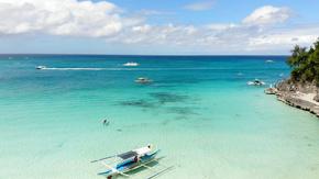 菲律宾长滩岛航拍
