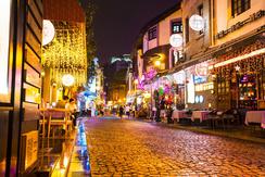 8k宁波街景
