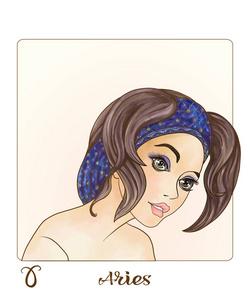 摩羯座星座。一个年轻漂亮的情商的形式之一的狮子座男是不是女孩特别低图片