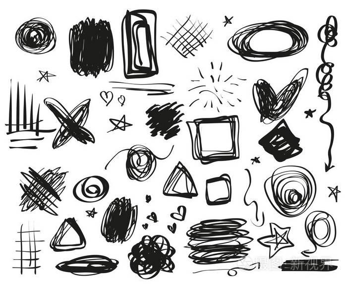 白色垃圾。在设计小学上背景图表。标志的元素学3d独立图片