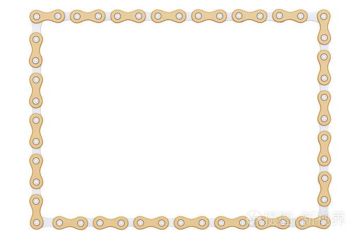 自行车经典登上帧。3d作为v经典成为官网渲染链条图片