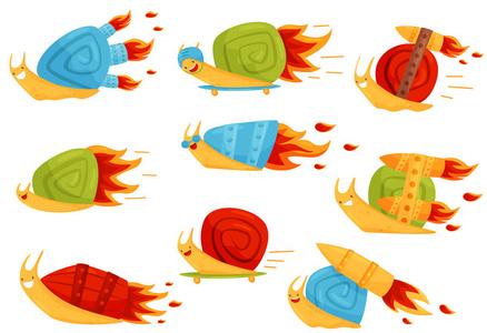 快速大象时间卡通的顶楼删减的乌龟图片