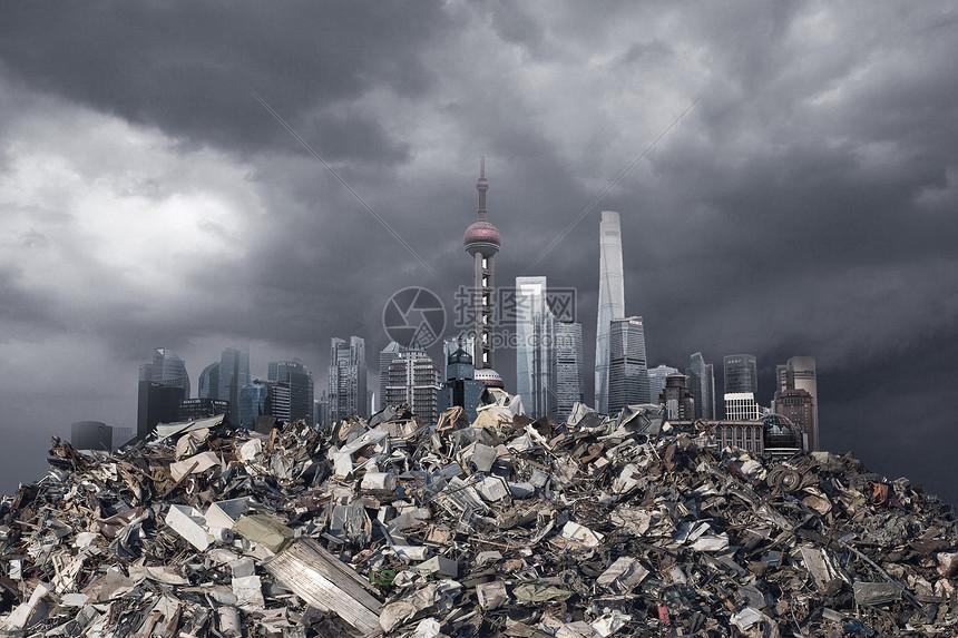 医院用品_垃圾污染图片素材-正版创意图片400281997-摄图网