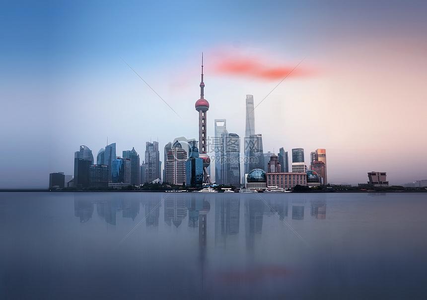 昆明城市_美丽上海高清图片下载-正版图片500278290-摄图网