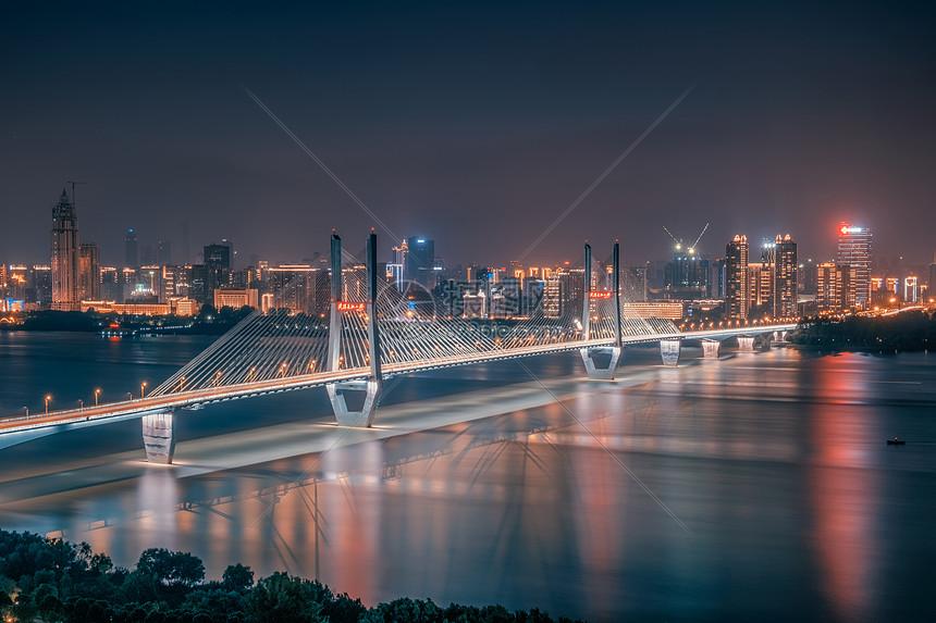 武汉街景_武汉汉口江滩高清图片下载-正版图片500751775-摄图网