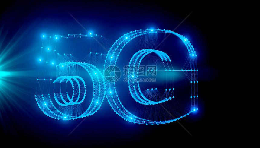 三维立体图_5G背景图片素材-正版创意图片500866447-摄图网